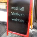 Meatball Sandwich Review: Sanpanino
