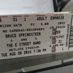 Hallucination #3: Springsteen